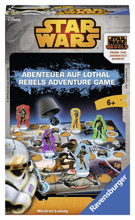 Star Wars Rebels - Abenteuer auf Lothal