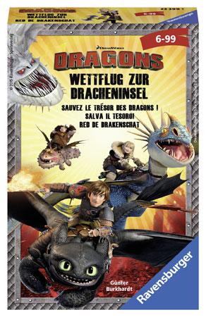 Dragons - Wettflug zur Dracheninsel