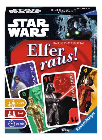 Star Wars - Elfer raus!