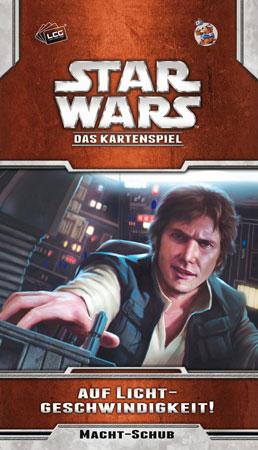 Star Wars - Das Kartenspiel - Auf Lichtgeschwindigkeit! (Renegaten-Staffel-Zyklus 6)