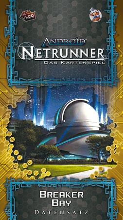 Android Netrunner Kartenspiel - Breaker Bay (Datensatz/SanSan-Zyklus 2)
