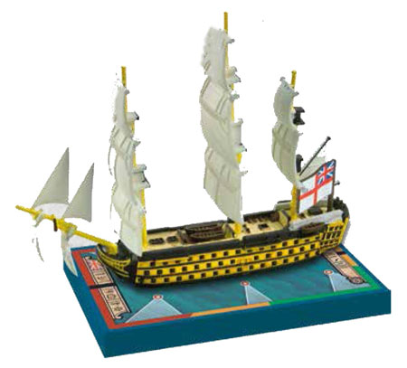 Sails of Glory: Special Ship Pack - HMS Victory 1765 (engl.)