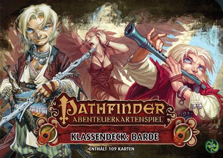Pathfinder Abenteuerkartenspiel - Klassendeck: Barde