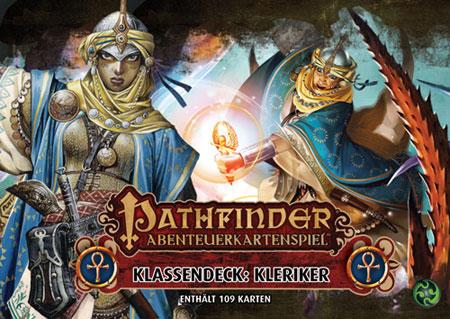 Pathfinder Abenteuerkartenspiel - Klassendeck: Kleriker