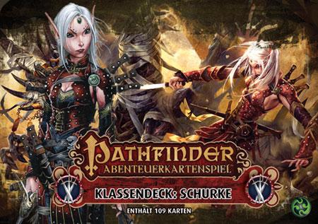 Pathfinder Abenteuerkartenspiel - Klassendeck: Schurke