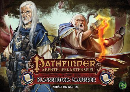 Pathfinder Abenteuerkartenspiel - Klassendeck: Zauberer