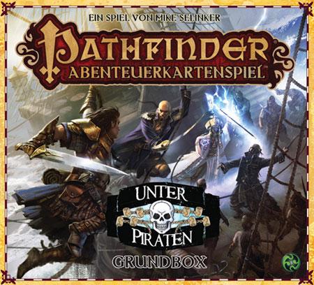 Pathfinder Abenteuerkartenspiel: Unter Piraten Grundbox
