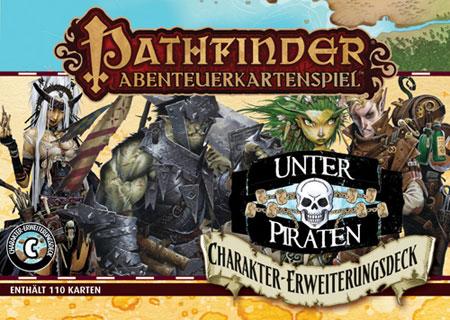 Pathfinder Abenteuerkartenspiel: Unter Piraten Charakter Zusatzpack