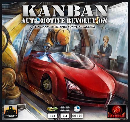 Kanban - Automotive Revolution (dt.)