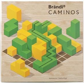 Brändi Caminos (Schachtelversion)