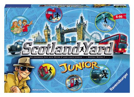 Scotland Yard - Junior