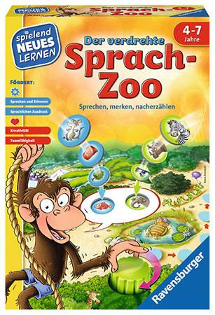 Der verdrehte Sprach - Zoo