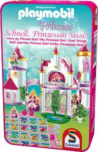 Playmobil - Schnell, Prinzessin Sissi! (Metallbox)