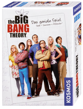 The Big Bang Theory - Das geniale Spiel