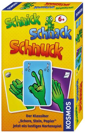 Schnick Schnack Schnuck (Kosmos)