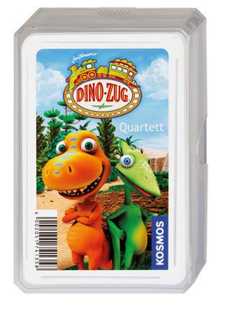 Dino-Zug - Quartett