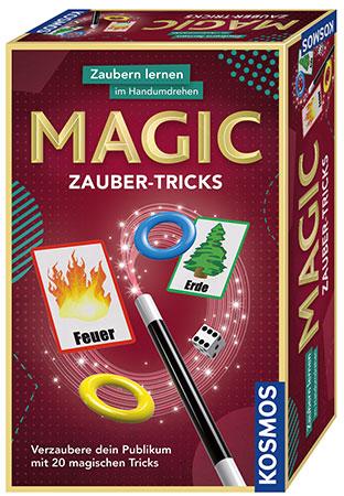 Zauber Tricks (ExpK)