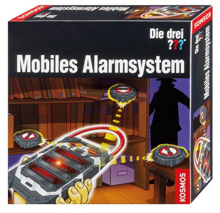 Die drei ??? - Mobiles Alarmsystem