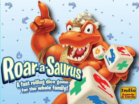 Roar-a-Saurus (engl.)