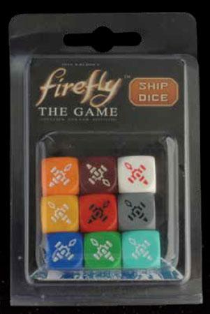 Firefly: Das Spiel - Ship Dice