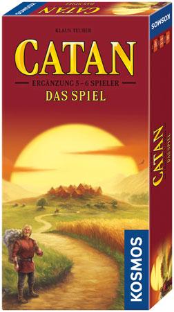 Catan - Das Spiel - Erweiterung für 5-6 Spieler