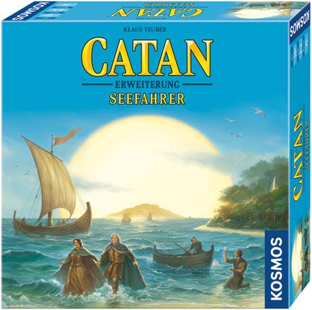 Catan - Seefahrer Erweiterung