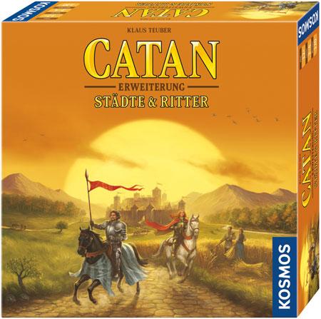 Catan - Städte & Ritter Erweiterung