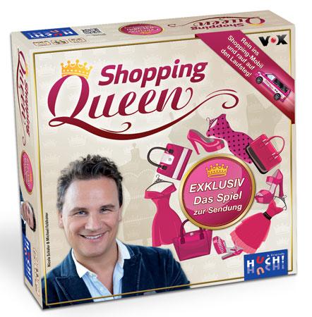 Shopping Queen - Das Brettspiel