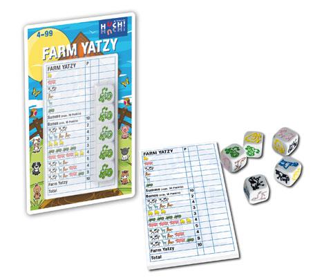Farm Yatzy