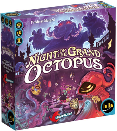 The Night of the Grand Octopus (engl.)