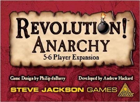 Revolution! - Anarchy Erweiterung (engl.)