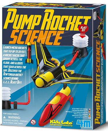 Pump Rocket Science (ExpK)