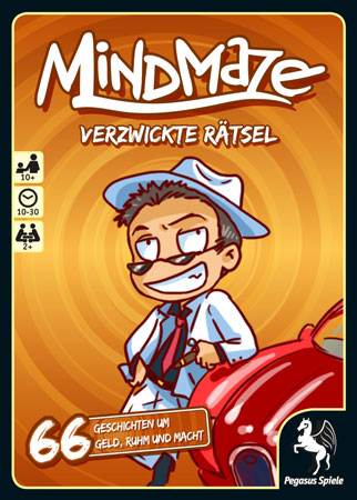 MindMaze - Verzwickte Rätsel: Geld, Ruhm und Macht