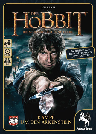 Der Hobbit: Kampf um den Arkenstein (Love Letter)