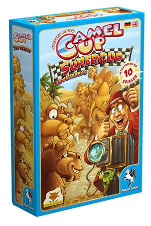 Camel Up - Supercup Erweiterung