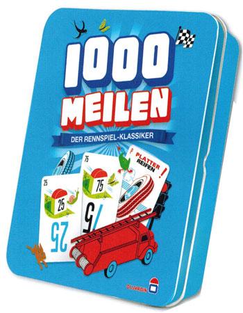 1000 Meilen (Metallbox)