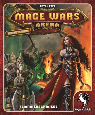 Mage Wars - Arena - Die Flammenschmiede Erweiterung (dt.)