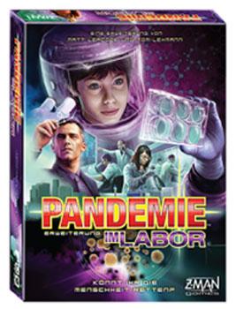 Pandemie - Im Labor Erweiterung (2. Erw.)