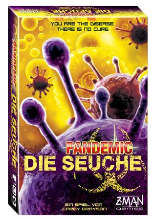 Pandemie - Die Seuche