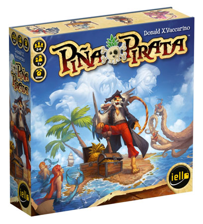 Pina Pirata (engl.)