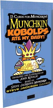 Munchkin Kobolds Ate my Baby! (engl.)