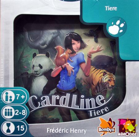 Cardline Tiere
