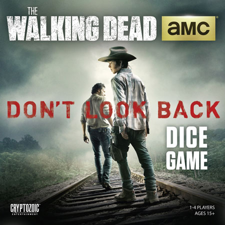 Walking Dead: Don`t Look Back (engl.)
