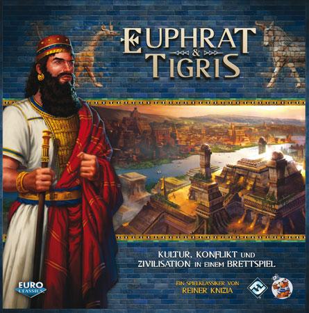 Euphrat und Tigris (dt.)