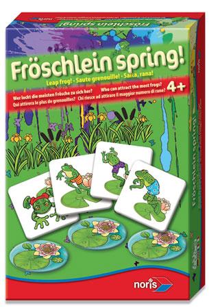 Fröschlein Spring!