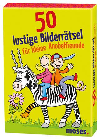 50 lustige Bilderrätsel