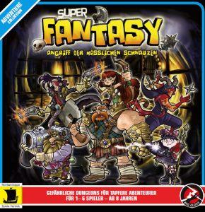 Super Fantasy - Angriff der hässlichen Schnauzen
