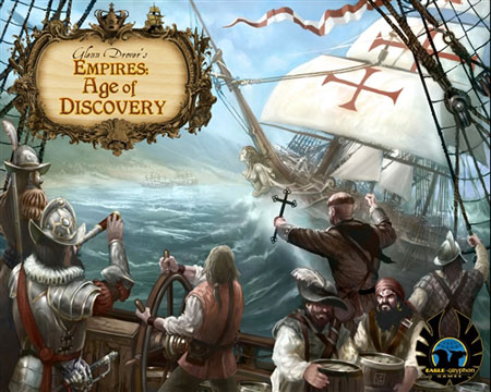 Empires: Age of Discovery - Deluxe Edition (inklusive dt. Übersetzungspaket)