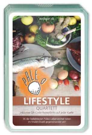 Das Paleo Lifestyle Quartett