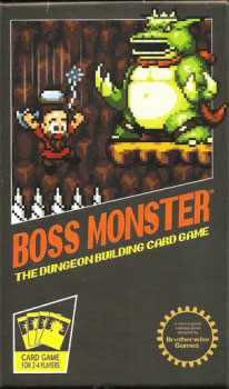 Boss Monster: The Dungeon Building Card Game (engl.)